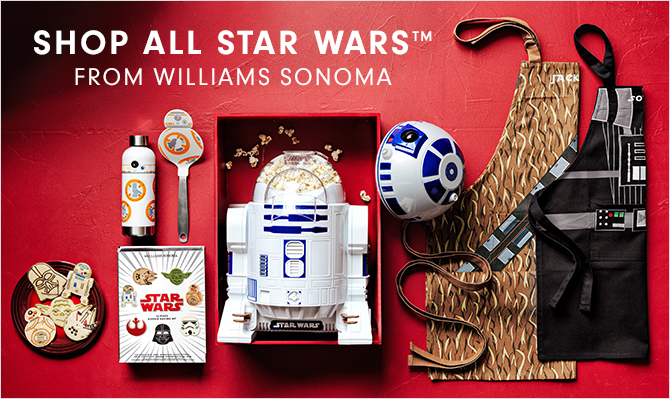 william sonoma star wars