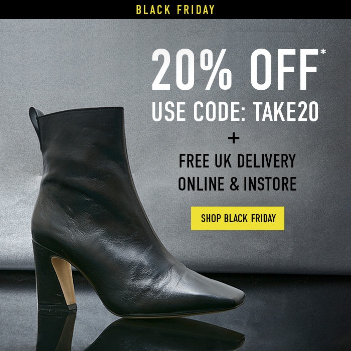 Office Shoes: UGG, Timberland & more at Black Friday prices