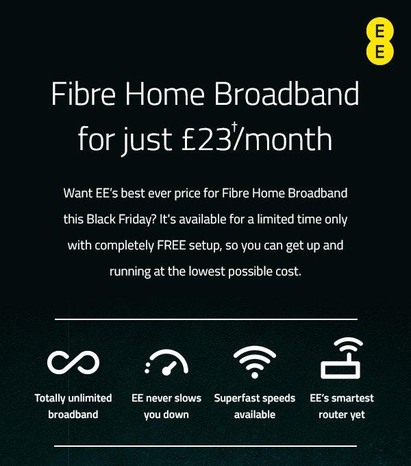 Buymobiles Net Black Friday Home Broadband Deals Ee S Best Ever Price Milled