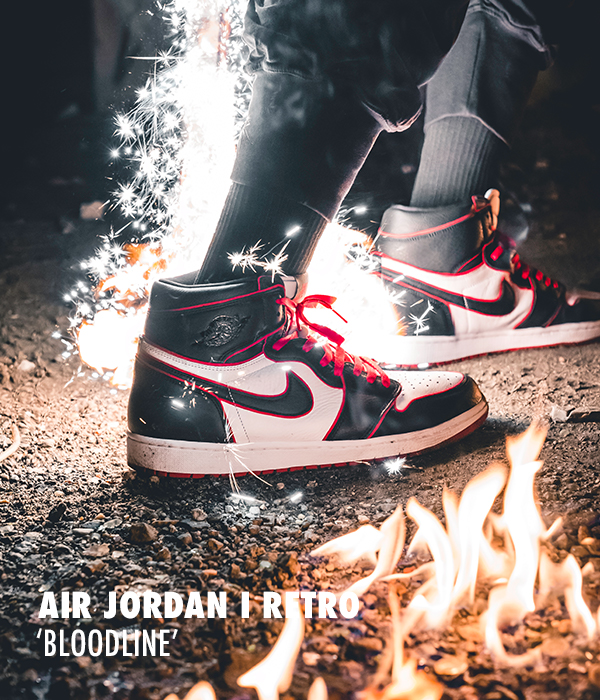KicksUSA: Jordan 11 'Bloodline' Drop +