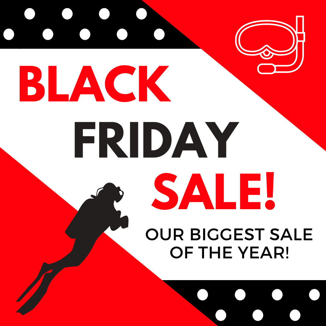 House Of Scuba Our Black Friday Sale Is On Shop Our Best Deals On Scuba Gear Free Shipping Milled