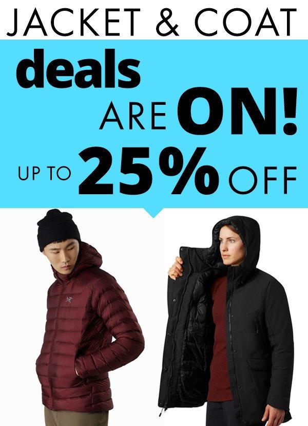 Pargon Sporting Goods Black Friday Jacket Coat Deals Milled