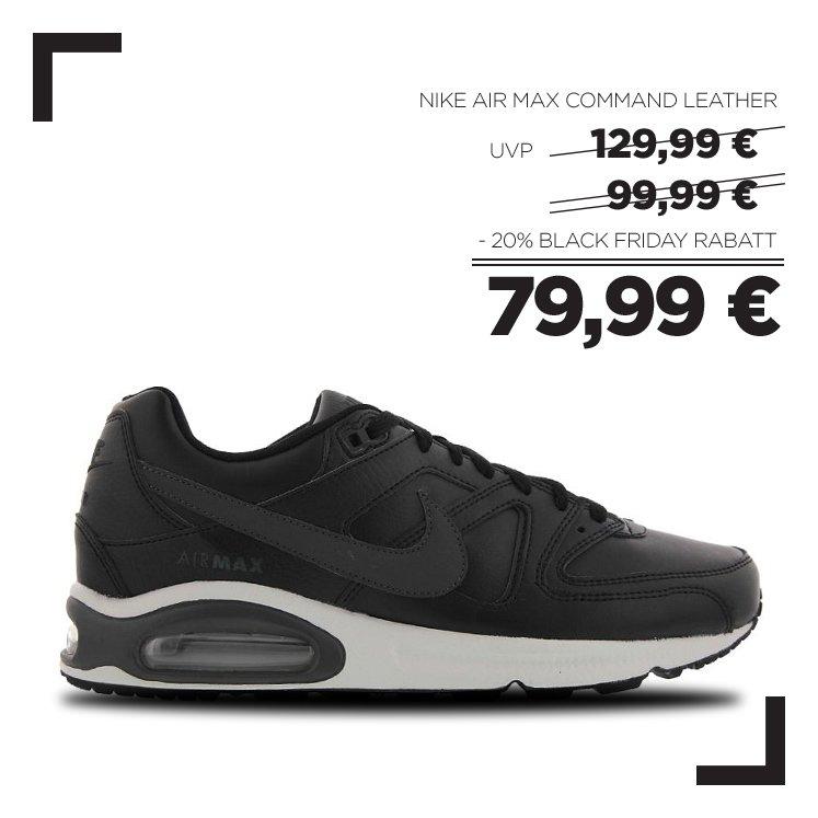 20% Rabatt auf ALLES bei Runners Point z.B. Nike Air Max