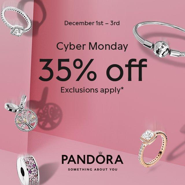Parity Cyber Monday Pandora Bracelet Up To 74 Off