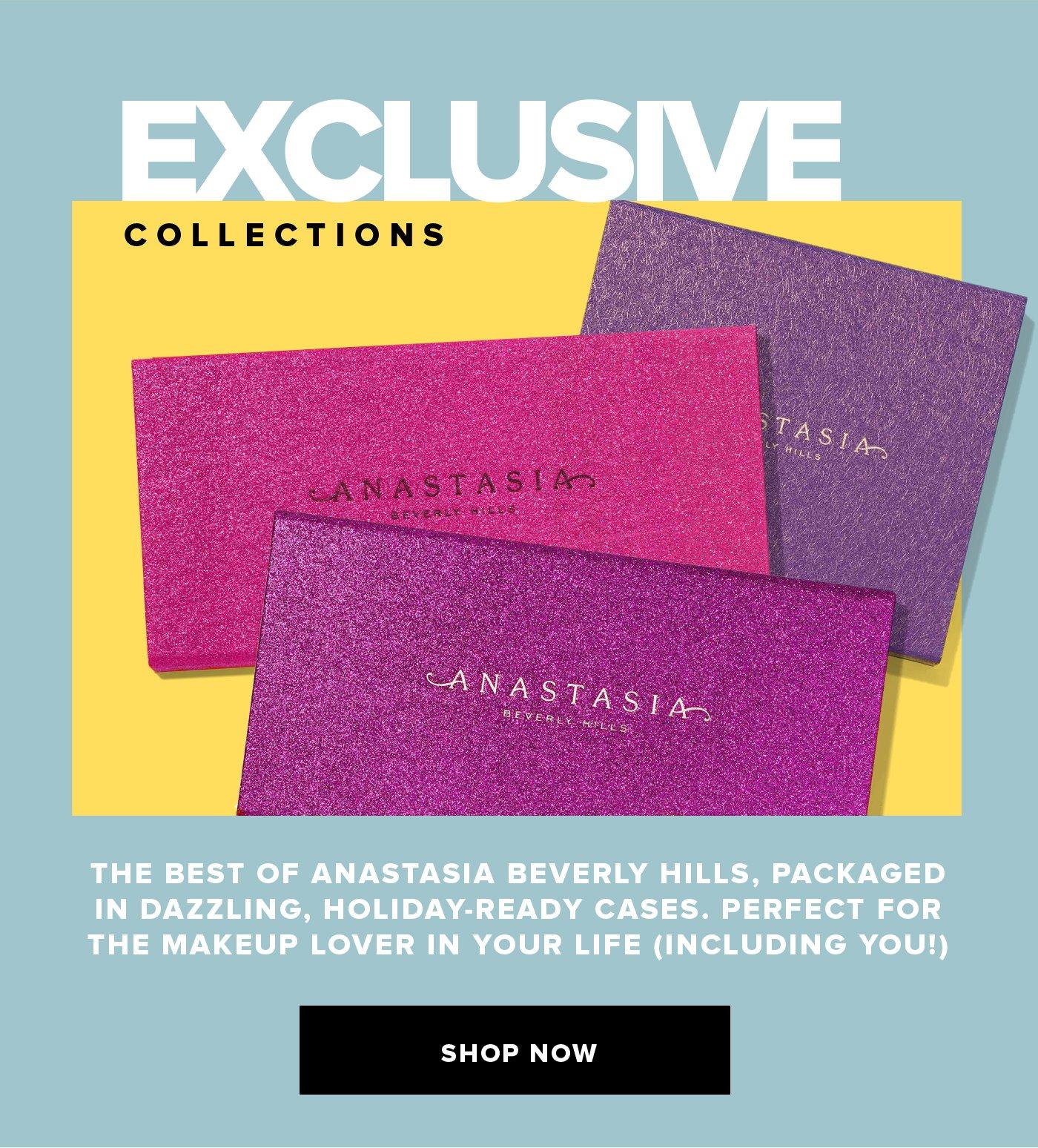 Ana Stasia & Co anastasia beverly hills: cyber monday: $30 palettes + $15