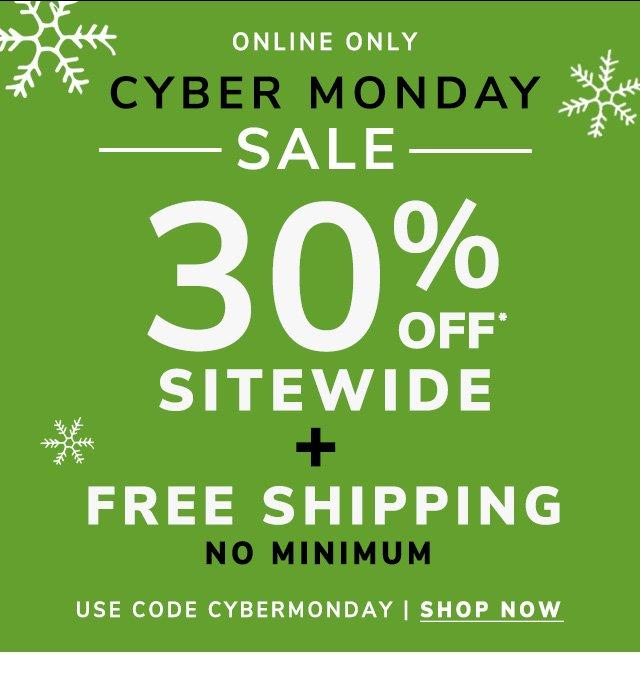 Shop the Cyber Monday sale