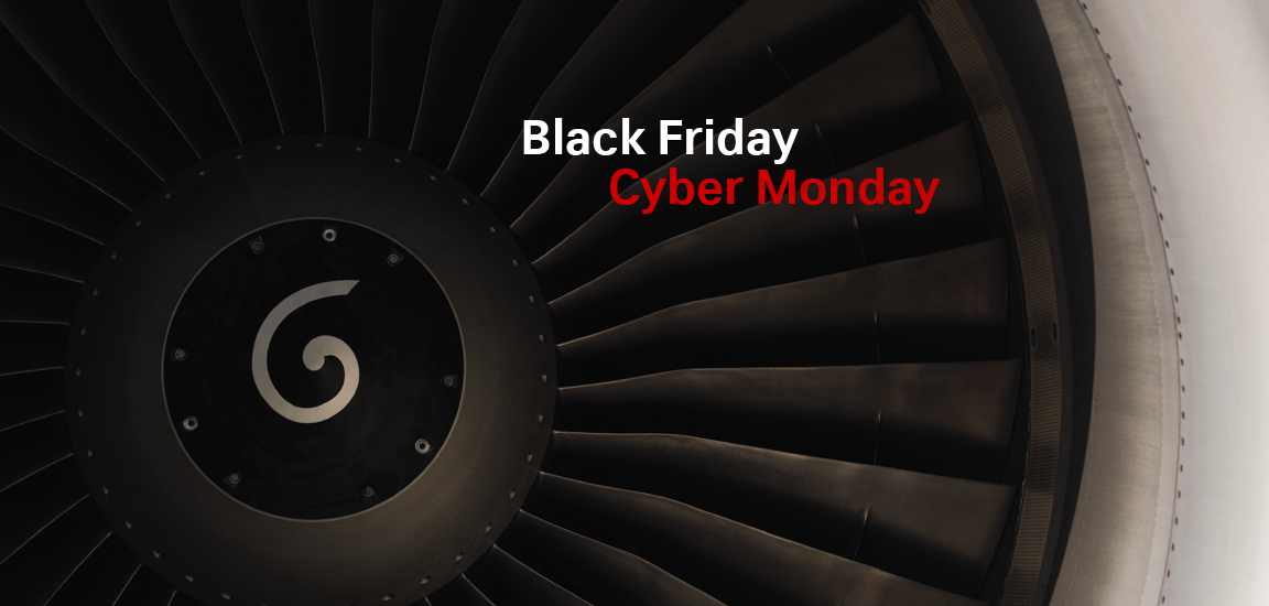 Swiss International Air Lines Swiss Cyber Monday Special Milled