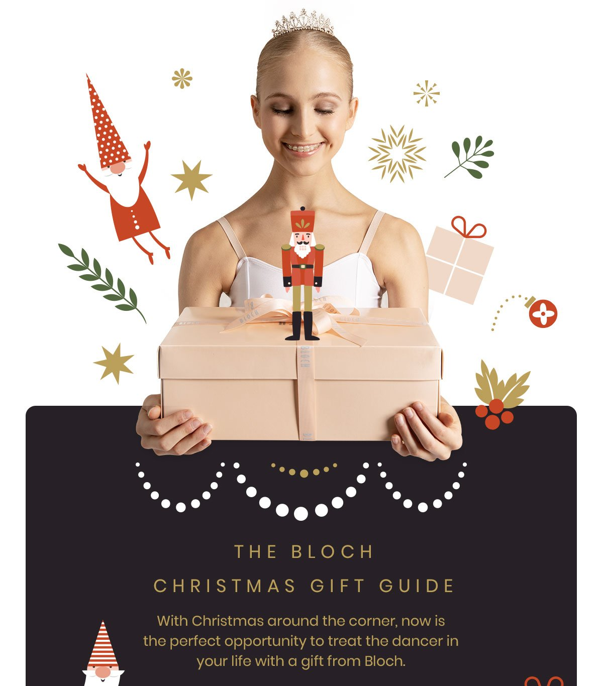 Bloch Christmas Gift Ideas From Bloch Milled