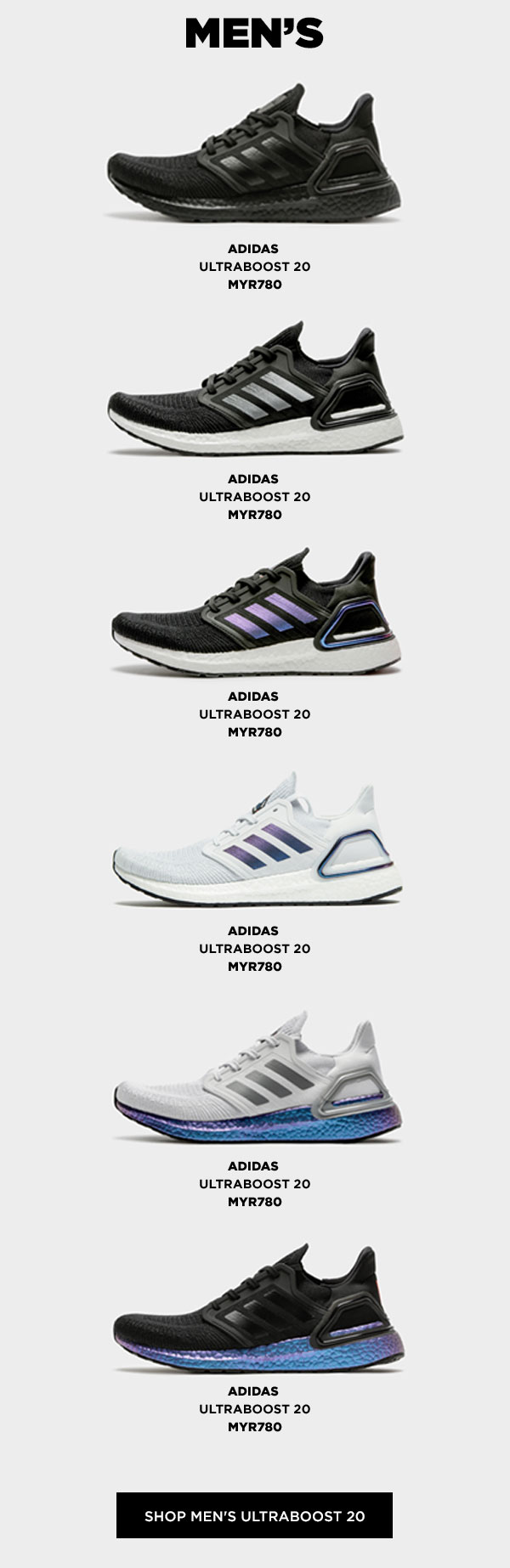 JD Sports (MY): BOOST IN SPACE
