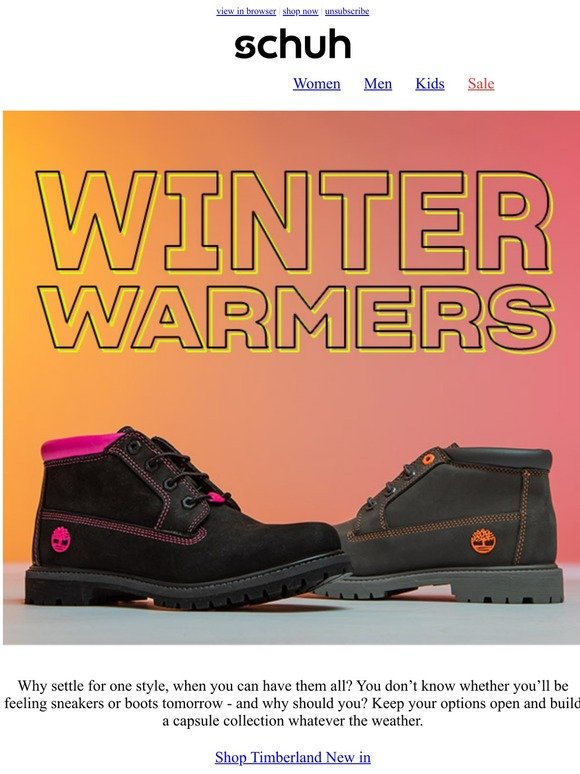 Schuh Ireland: Fresh new talent, straight to your inbox Milled  Milled