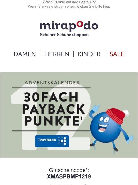 mirapodo: Feiertags Rabatt: Bis zu 25% Rabatt! | Milled