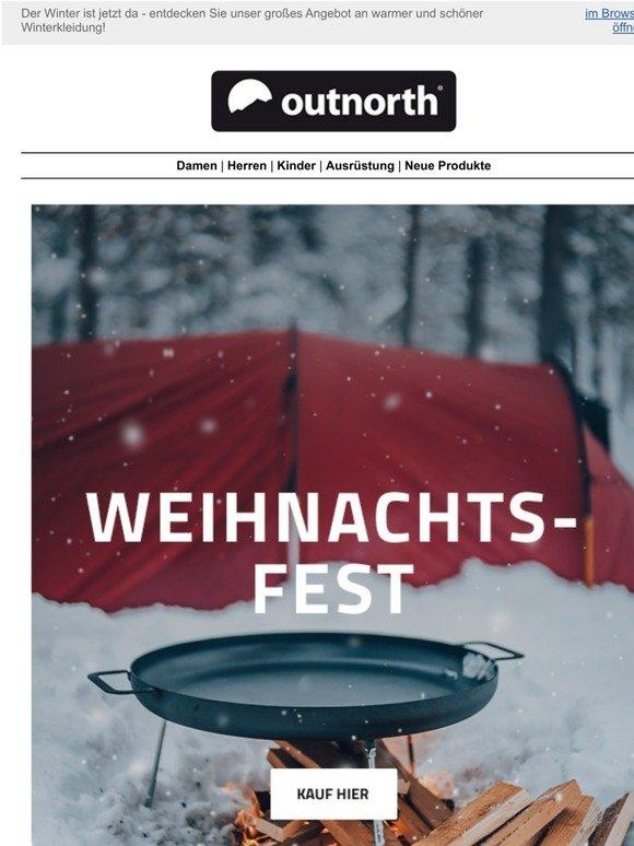 Outnorth DE: Kommen Sie in Weihnachtsstimmung hier bei uns