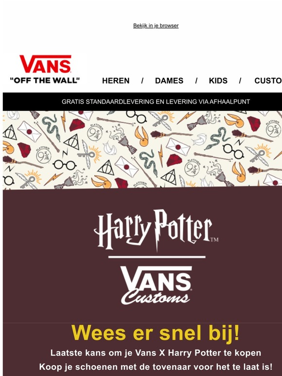 Vans NL Email Newsletters: Shop Sales, Discounts, and Coupon ...