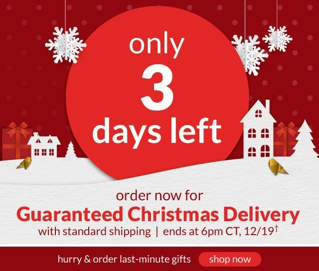 Fingerhut Guaranteed Christmas Delivery 2020 Fingerhut: Fingerhut: 📫 Your Delivery Deadline | Milled