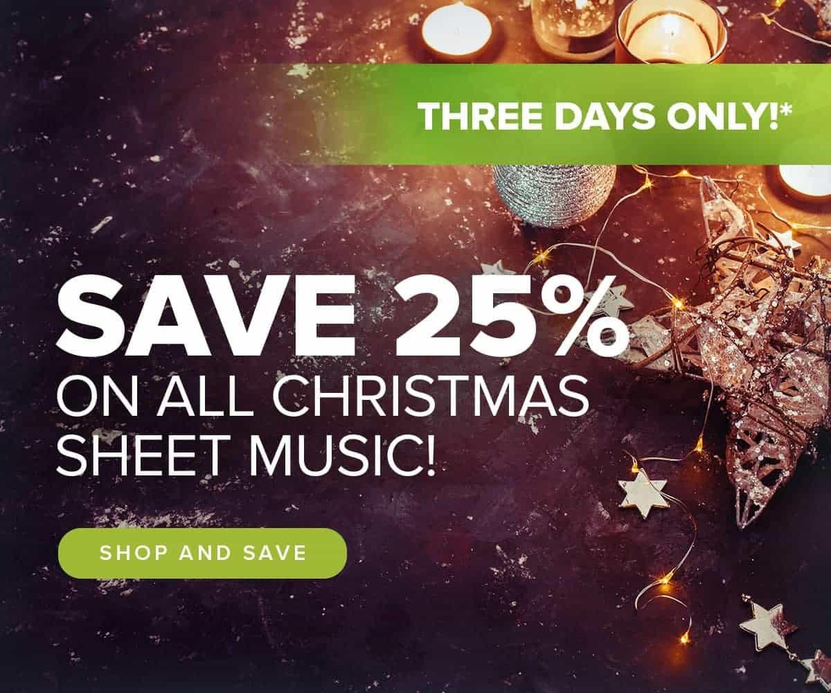 anthem lights hymns medley sheet music