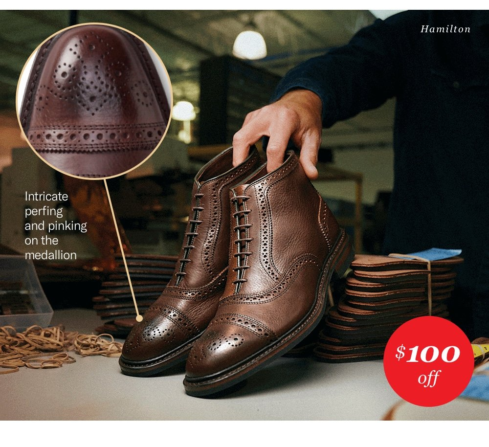 Popular New Boots Now $100 Off