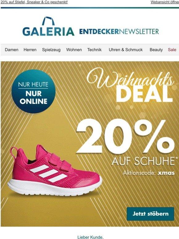 Sportschuhe für Damen & Herren | bei GALERIA Karstadt Kaufhof