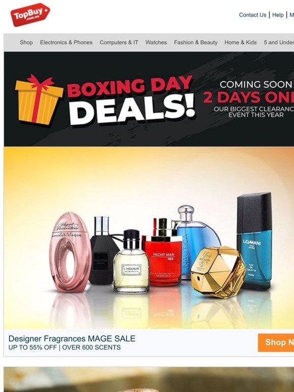 topbuy.com.au Email Newsletters: Shop