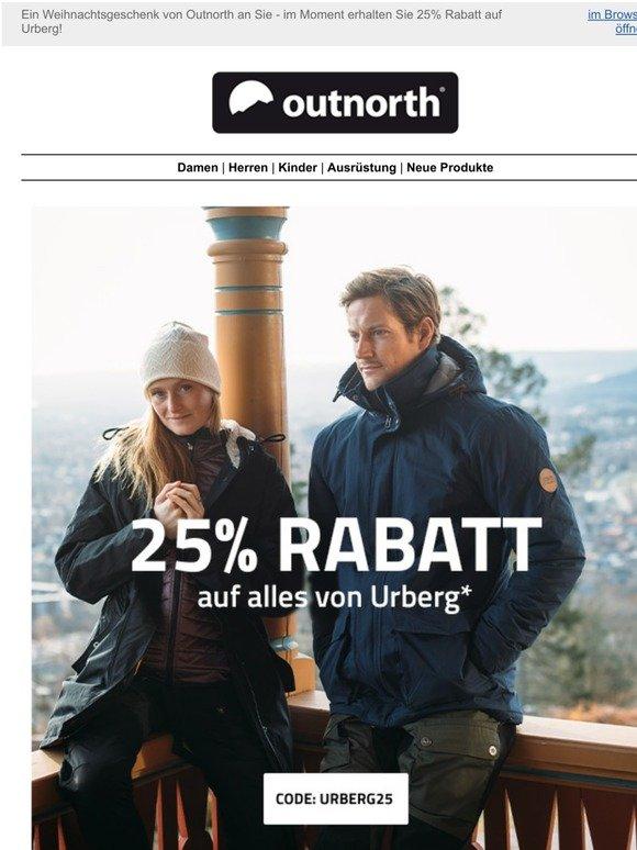 Outnorth DE: Nicht verschnaufen, Schnäppchen kaufen