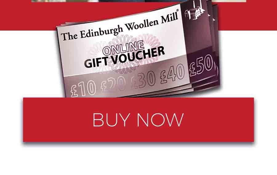 The Edinburgh Woollen Mil Not Too Late Online Gift Voucher Milled