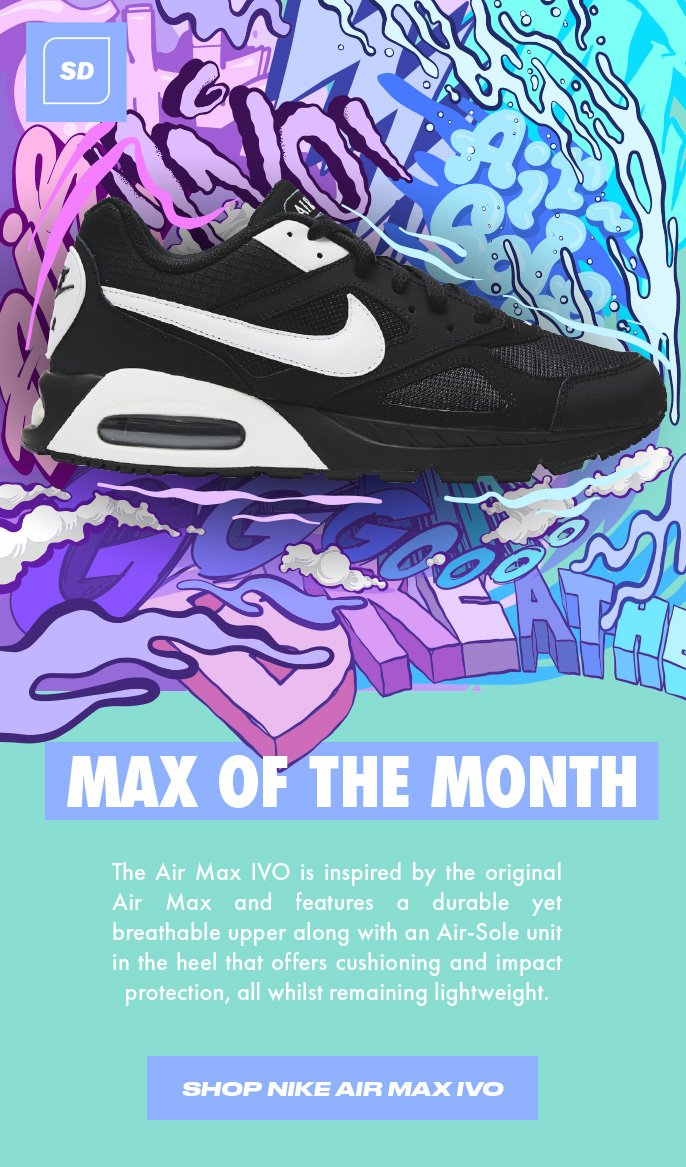 Max of the Month: Nike Air Max IVO | Milled