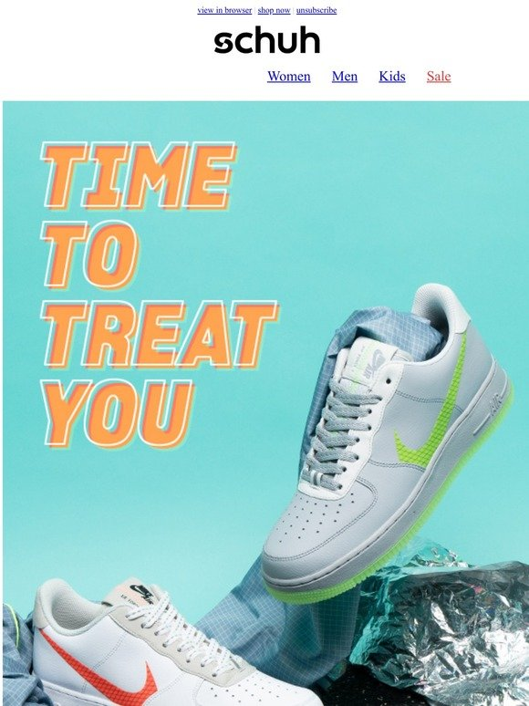 schuh Ireland: Didn't get what you wanted? We've got you