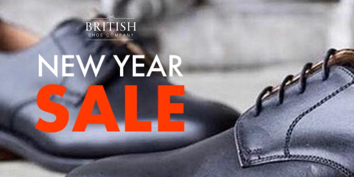 British Shoe Company: New Year SALE