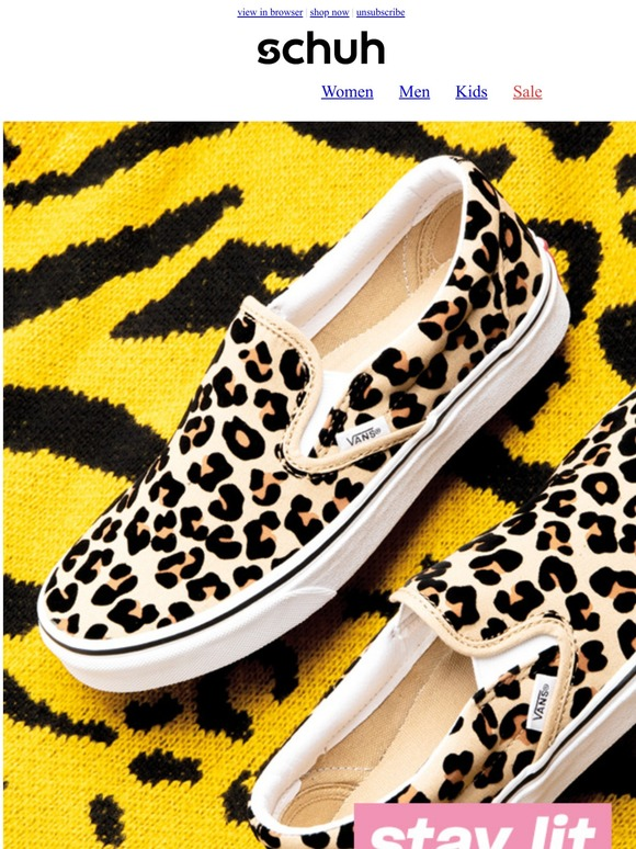 schuh Ireland: These kicks are this season's must haves Milled  Milled