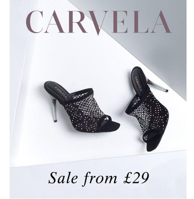 Kurt Geiger: Carvela sale from £29 | Milled