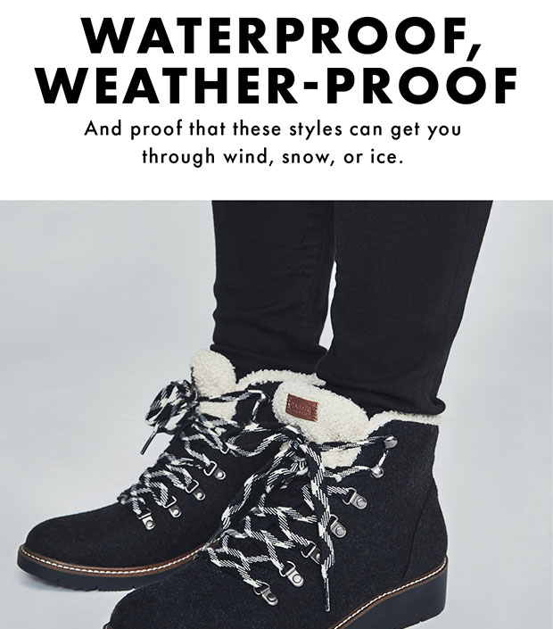 DSW: Top-rated, waterproof boots ❄️