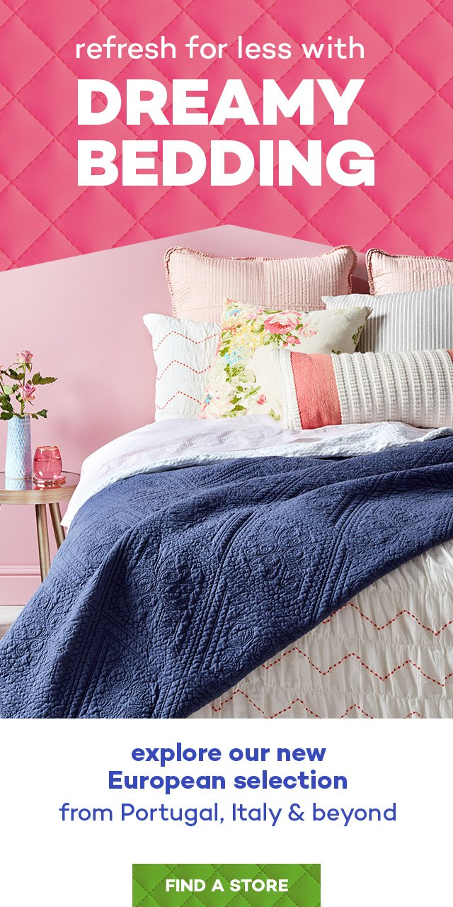 Home Goods: Don\'t sleep on these bedding musts! 💤 | Milled