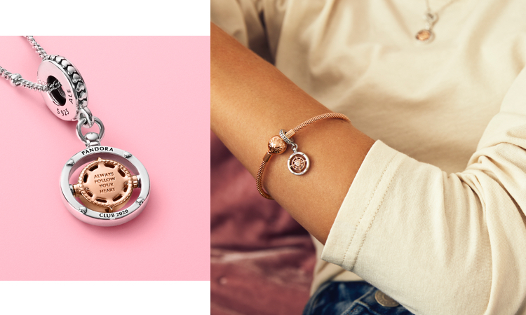 Pandora : Hurry and Get Your Limited Edition 2020 Club Charm! | Milled