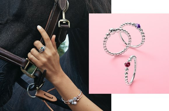Pandora It Find Your Colour Crush With My True Colours Milled