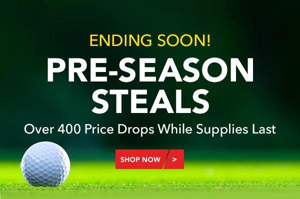 Tgw Com The Golf Warehouse 400 Pre Season Steals End Soon Milled