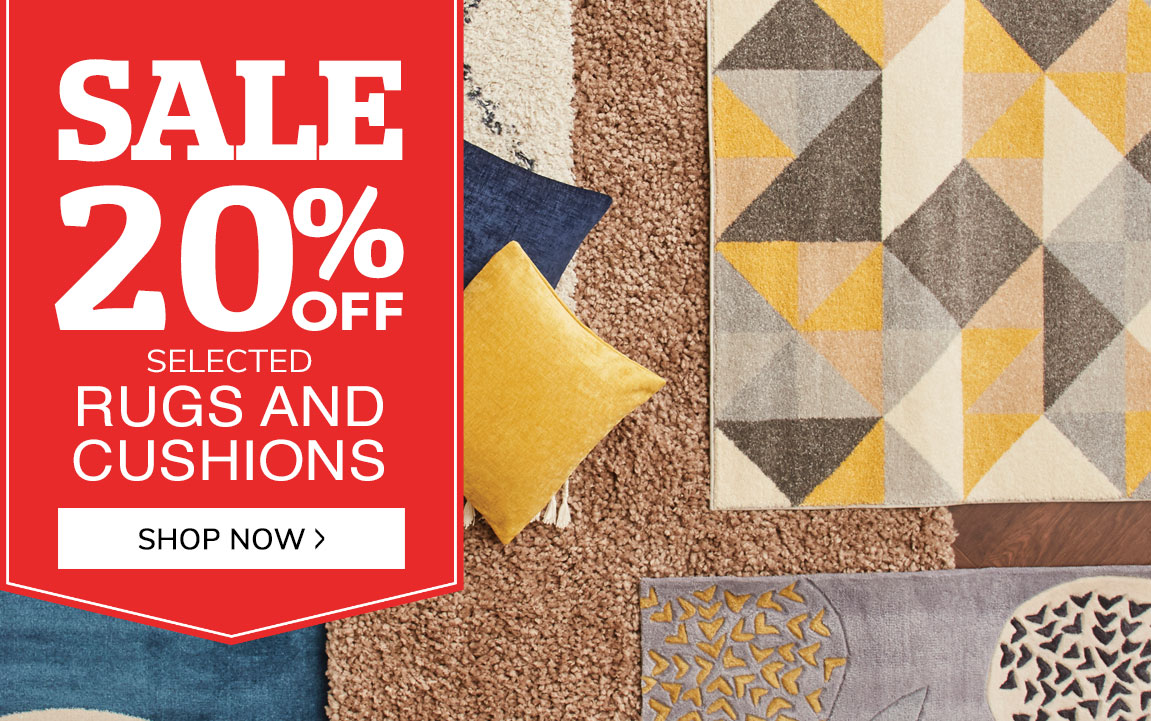 Picture of: Dunelm Com Up To 20 Off Rugs Cushions Throws Milled