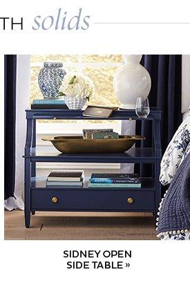 Ballard Designs The Bold Blue Tiful Milled