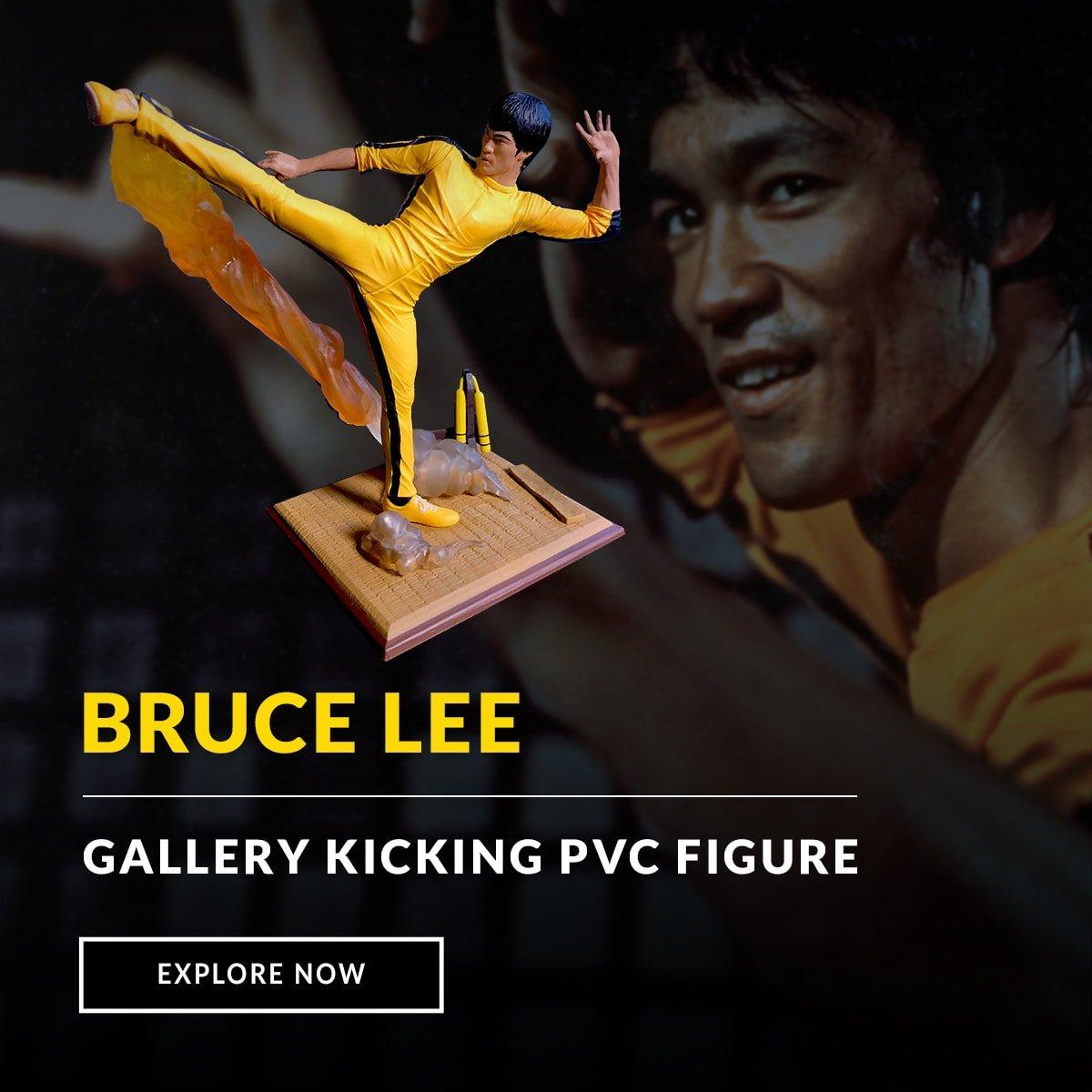 Diamond Select Toys Bruce Lee Gallery acqua PVC Figura