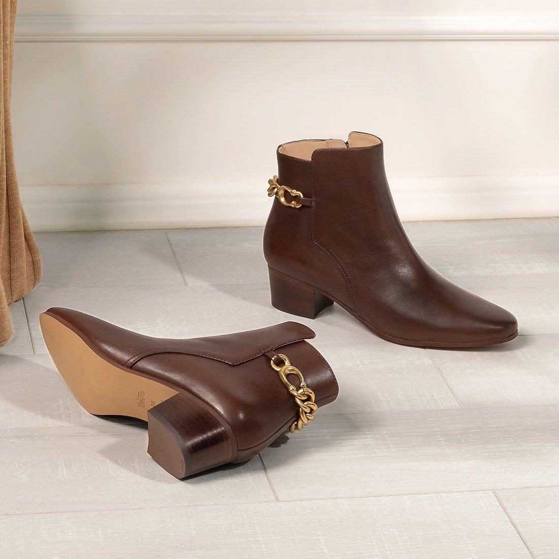 Luxusbabe: Die Schuhe der Saison: Boots und Sneaker von