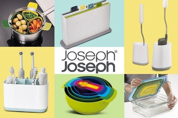 TreatMe NZ: NEW Joseph Joseph Kitchen & Bathroom Essentials! | Milled