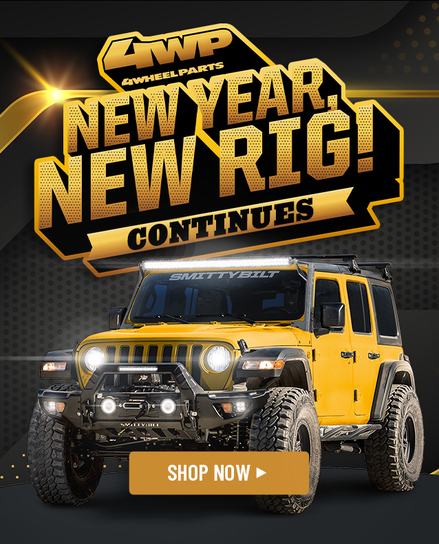 Tires Best Wheels And Tires For Jeeps Trucks 4wp 4 Wheel Parts >> 4 Wheel Parts The Best New Year Deals For Your Rig Only At