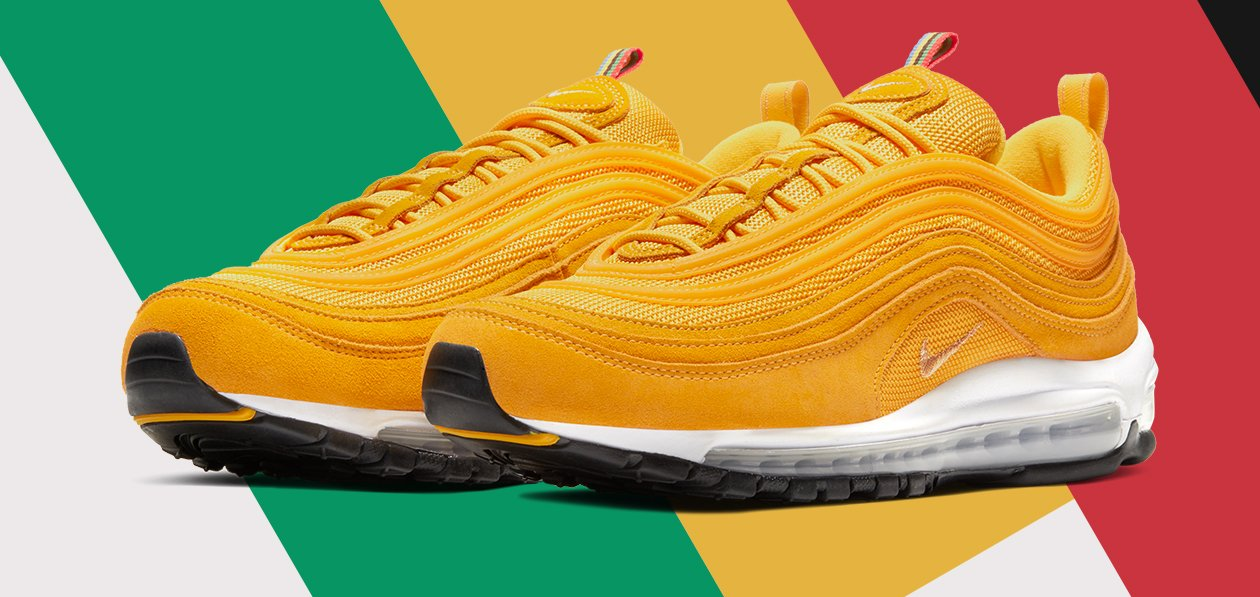 Hype DC: Nike Air Max 97 Olympic Rings Pack Out Now | Milled