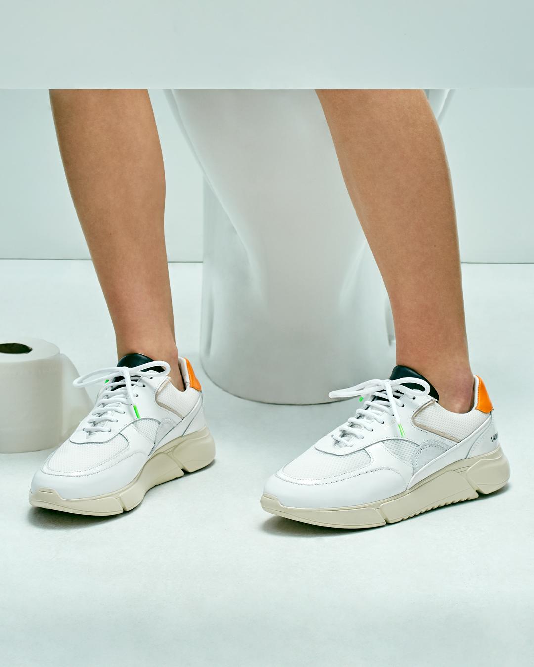 Three Words: New Genesis Sneaker | Milled