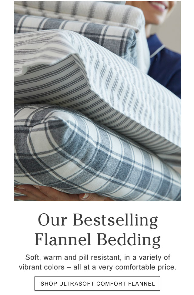 L L Bean Global Our Bestselling Cozy Flannel Sheets Milled