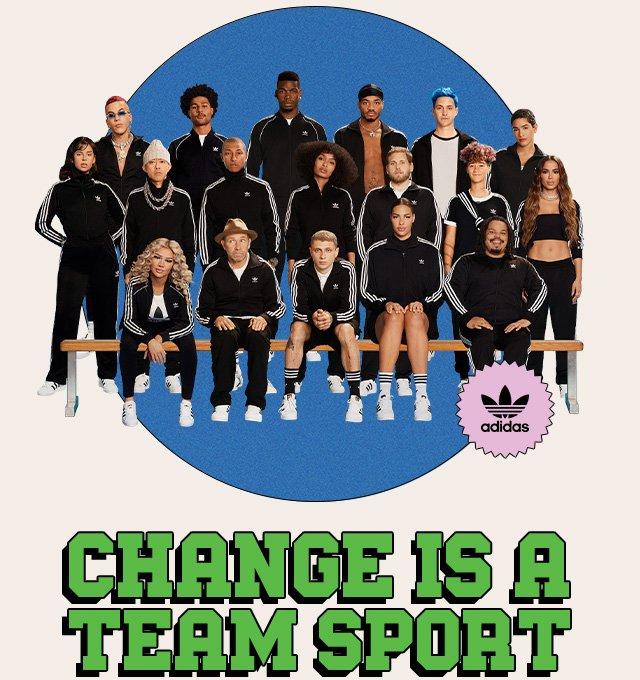adidas PT: Superstar - Change can't happen alone | Milled