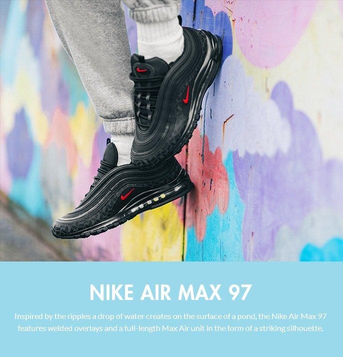 Introducing The Nike Air Max 97