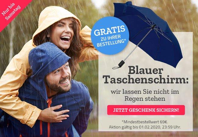 aponeo de ☂ gratis regenschirm sichern  milled