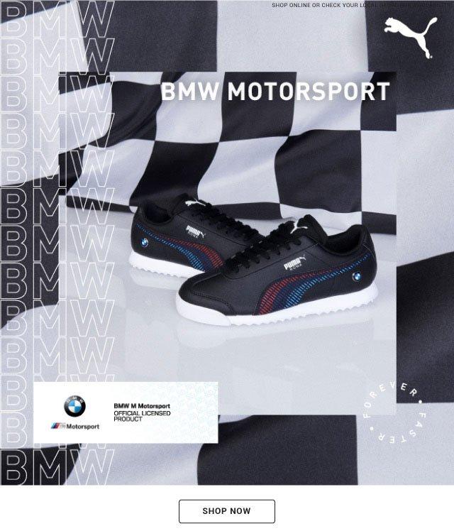 Hibbett Sports: New Puma Roma BMW