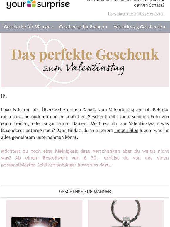 Valentinstag geschenke ideen blog