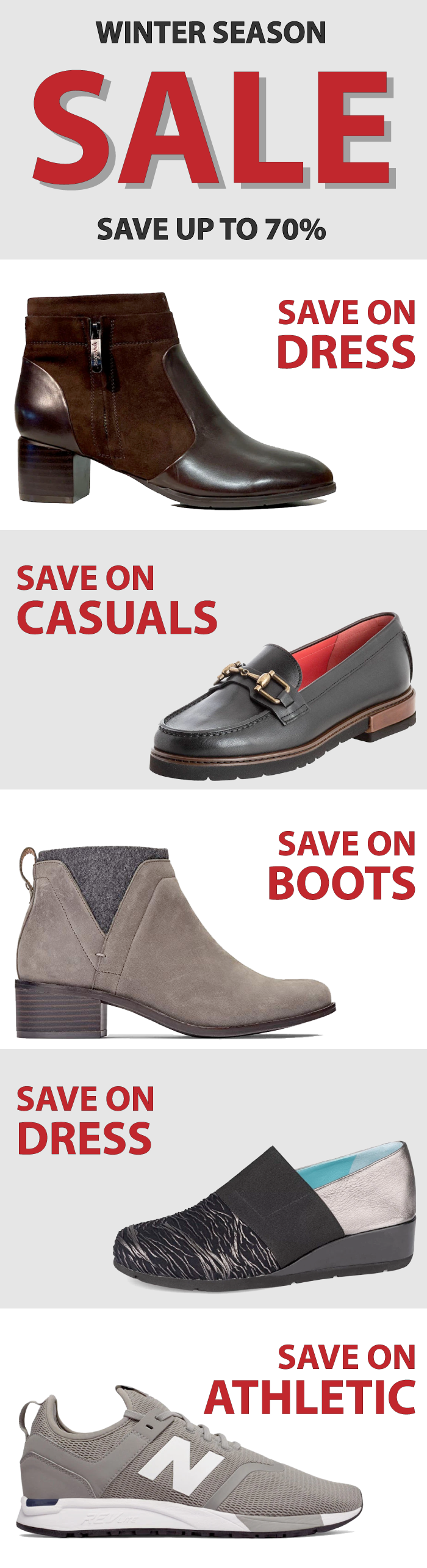 Tip Top Shoes: 🚨Huge Savings On Boots