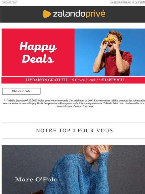 Sorprendido Destierro suficiente  Zalando privé: [LIVRAISON GRATUITE + 5 €] ➜ HAPPY DEALS • Marc O'Polo •  Reebok | Milled